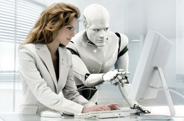 You are currently viewing The future of work: staying on the positive side of technology